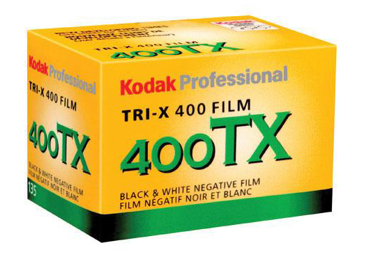 Kodak Illford Black and White Film Negatives