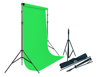 Benner's Camera Shop Screen Holder Special Background Stand Photography